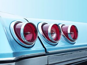 Amerikaanse klassieker Impala 1965 Super Sport 327