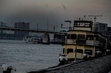 Rotterdam boot von Oguzhan Beyaztas