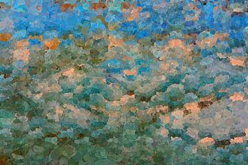 Abstrakter Impressionismus von Maurice Dawson