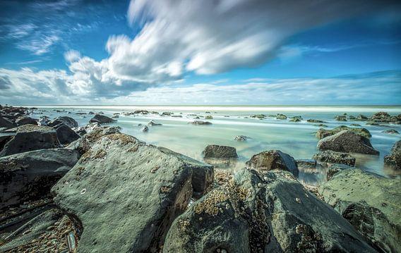 Rocky Beach... (Ameland) van Remco Lefers