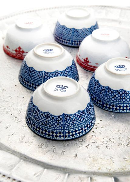 Ceramic Maroc van Liesbeth Govers voor omdewest.com