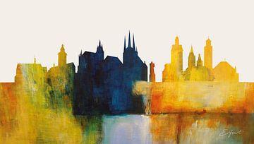 Erfurt in a nutshell van Harry Hadders
