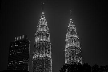Kuala Lumpur bakens van Peter Leenen