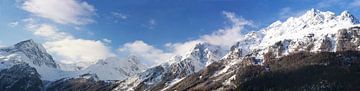 Alpen von Thijs Schouten