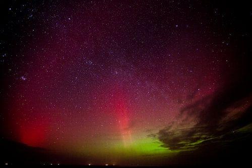 Noorderlicht Terschelling (4) van schylge foto