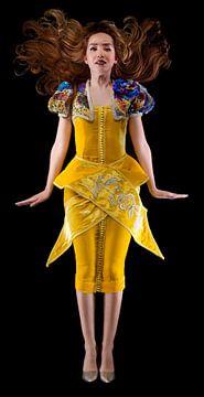 Yellow von Patrycja Izabela Lassocinska
