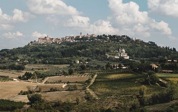 San Biagio à Montepulciano. sur Roman Robroek