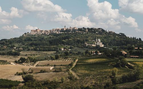 San Biagio in Montepulciano. van
