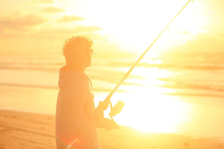 Fisherman's Horizon van Cho Tang