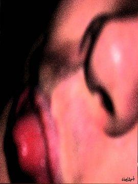 Gesicht van Helmut Englisch
