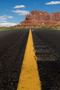 De weg naar al het moois van