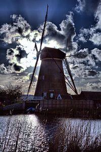 Windmill Kinderdijk II van