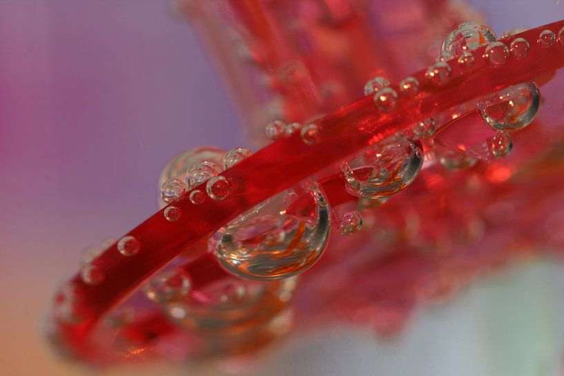 Red bells van Carla Mesken-Dijkhoff