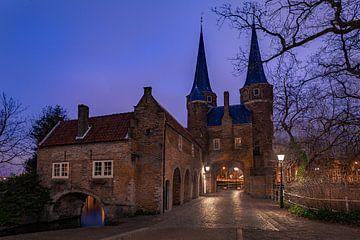Oostpoort Delft sur Michael van der Burg