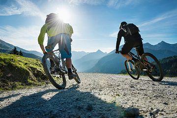 Downhill van Jarno Schurgers