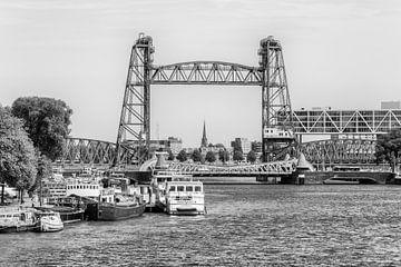 Rotterdam, Blick auf die Hef von Kok and Kok