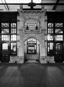 Haarlem: Station Wachtkamer Eerste Klasse