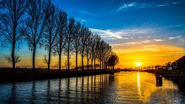 Ik heb de zon zien zakken van Peter Malaise