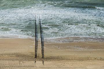 Blick auf das Meer von Mario Lere