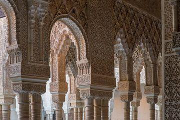 Bogen in het Alhambra van Jack Koning
