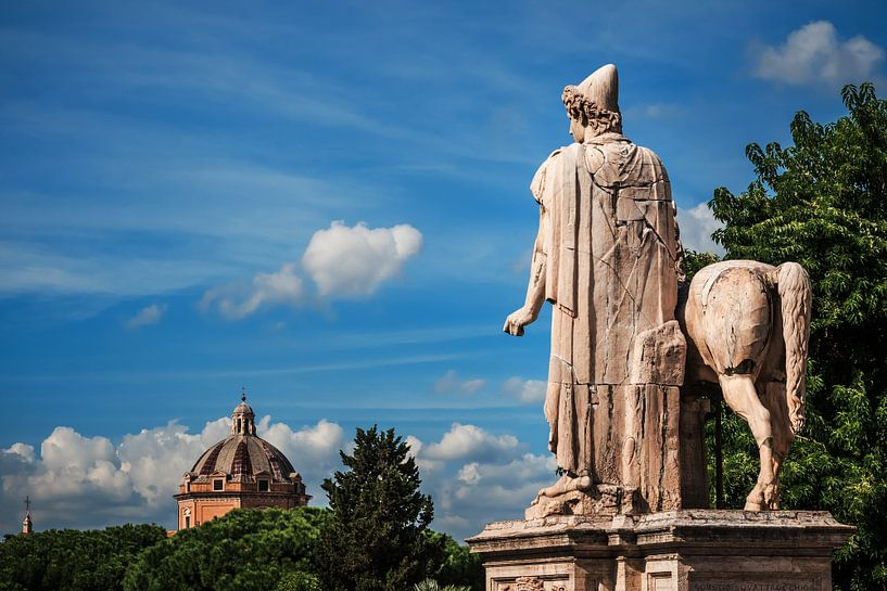 Rome - Capitoline Hill van Alexander Voss