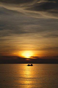 zonsondergang van Vanessa Devolder