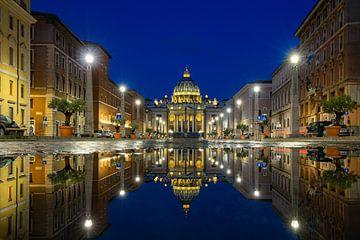 Petersdom - Rom von Salke Hartung