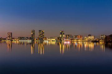 Skyline Almere van Bart Hendrix