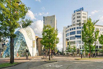 Der Lichtturm in Eindhoven von Mitchell van Eijk