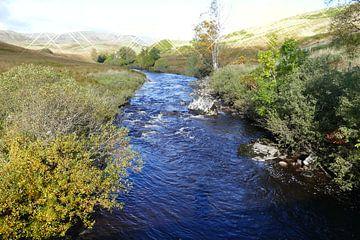 Schots riviertje von Peter Polling