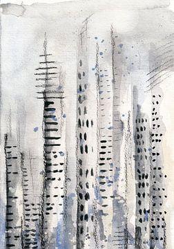 Geisterstadt von Maria Kitano