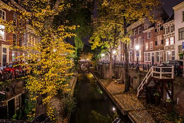 Utrecht herfst 3 van John Ouwens
