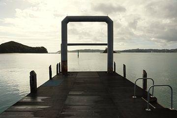 Nieuw Zeeland - Steiger van Maurice Weststrate