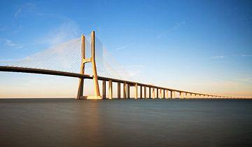 Ponte Vasco da Gama van Dennis van de Water