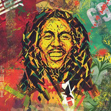 Bob Marley van Rene Ladenius