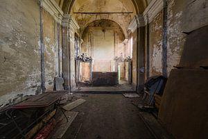 Verlassene Privatkapelle