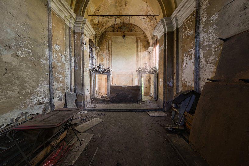 Verlassene Privatkapelle von Kristof Ven