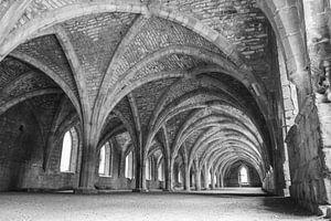 Fountains Abbey von Lieke Roodbol