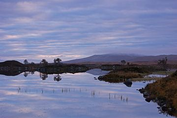 Loch Ba von Miranda Bos