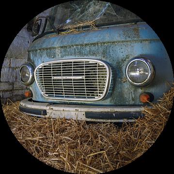 Verlaten busje van Tim Vlielander
