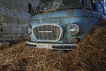 Verlassener Lieferwagen von Tim Vlielander