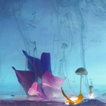 Onder water van Maura Klumper