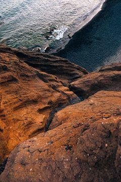 Marslandschap op aarde van Max van der Weide