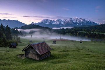Geroldsee in Bayern von Achim Thomae