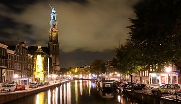 Westerkerk - Prinsengracht - Amsterdam von