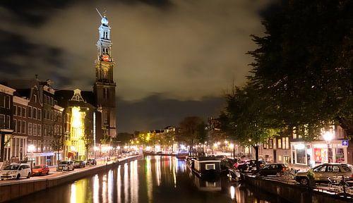 Westerkerk - Prinsengracht - Amsterdam