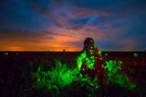 Bioluminescence van Marcio Cabral