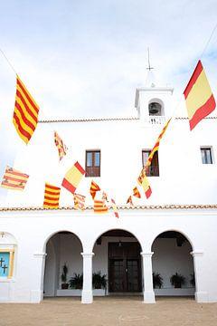 Spaans Kerkje van Djuli Bravenboer