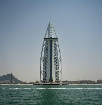 Burj Al Arab Jumeirah sur Luc Buthker