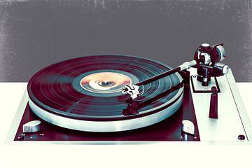 Vinylspeler - Platenspeler van Dirk Wüstenhagen
